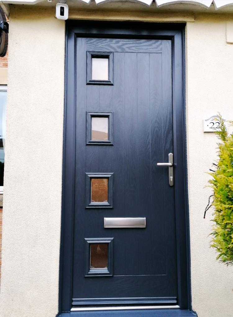 composite and pvc doors in Preston - Pristine PVC